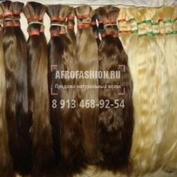 натуральные южнорусские волосы