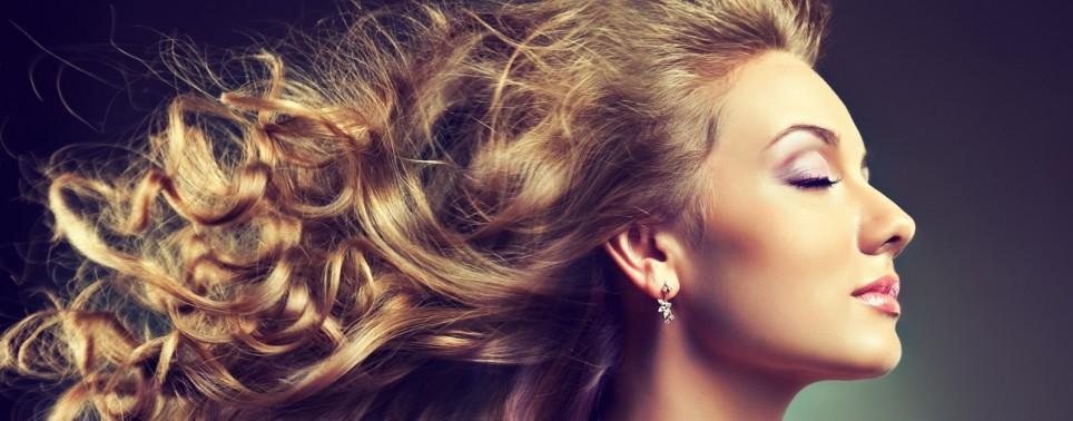 идельная красоат волос