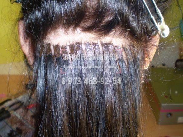Сколько капсул нужно для наращивания волос