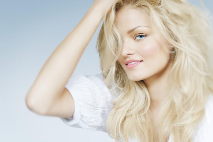 Какие лучше волосы для наращивания блондинкам